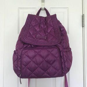 Vera Bradley puffy backpack